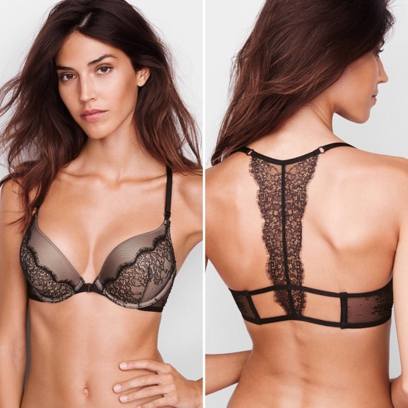 7e1d26cd330cd Victoria s Secret Bombshell Push-Up Bra Add 2 Cups